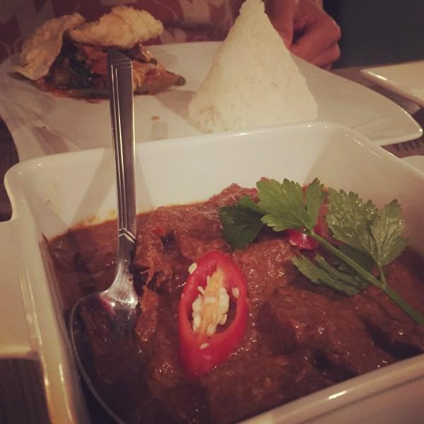 Indonesian Kitchen Herengracht Indisch eten amsterdam