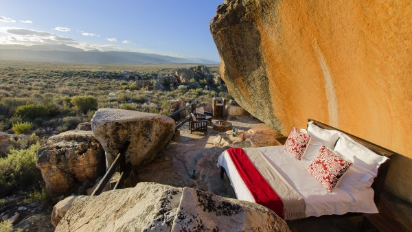 Bucketlist Open Air Suite Cape Town