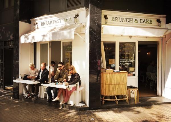 Brunch & Cake Best Breakfast Barcelona lunch hotspots