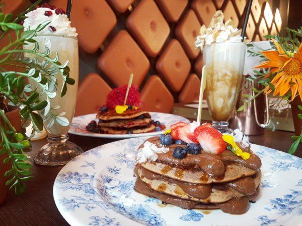Best pancakes Amsterdam