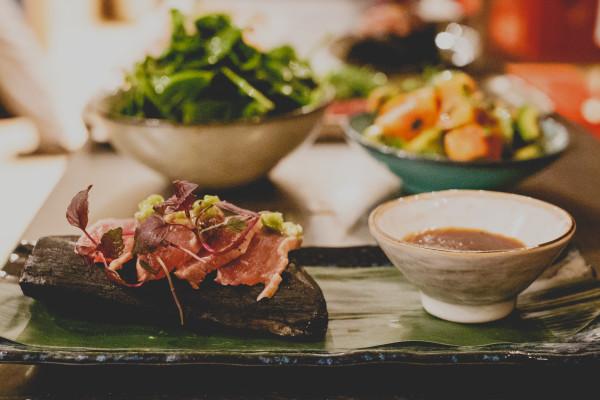 Umami Antwerpen diner hotspot romantisch