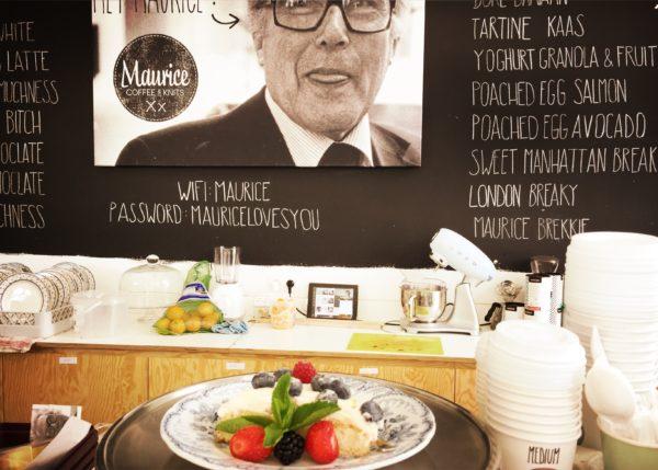 Maurice Coffee leuk lunchen Antwerpen