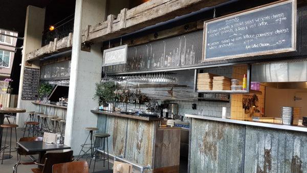 Wibautstraat hotspots
