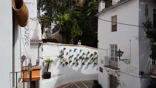 Hotspots old town marbella