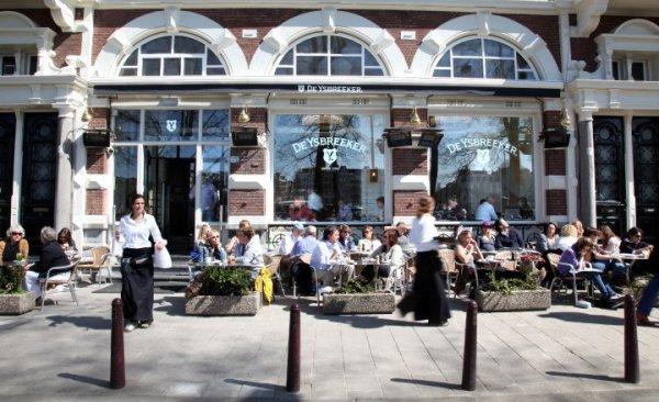 De beste werk hotspots in Amsterdam