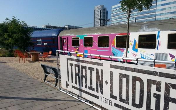 Train Lodge