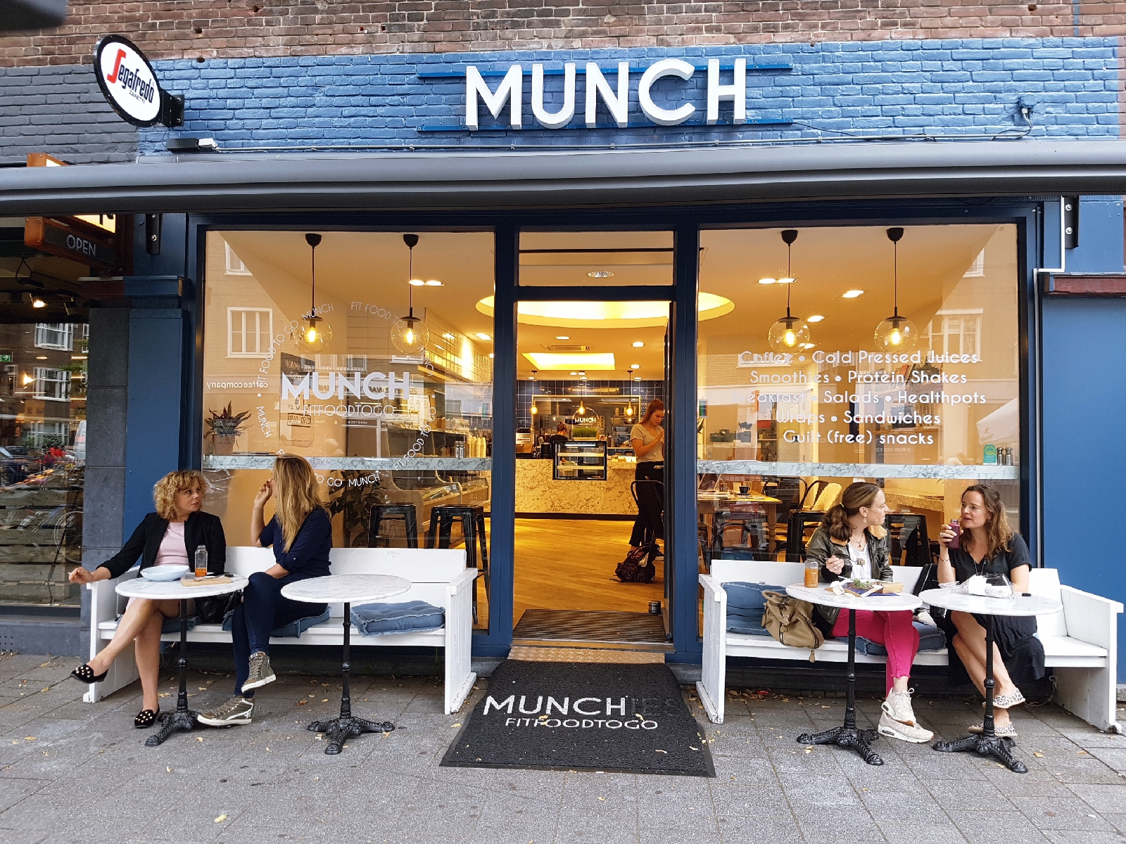 Munch fit food to go