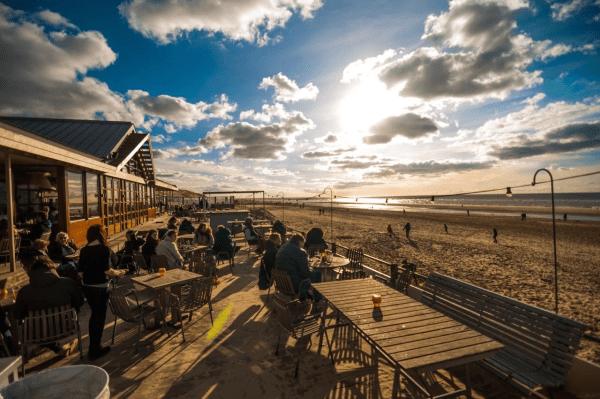 De leukste strandtenten die het hele jaar open zijn