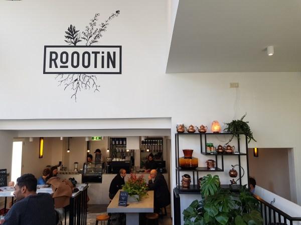 Roootin