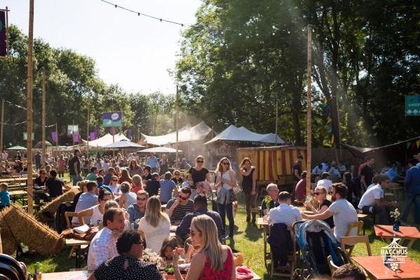 Bacchus Wijnfestival is dit jaar twee weekenden