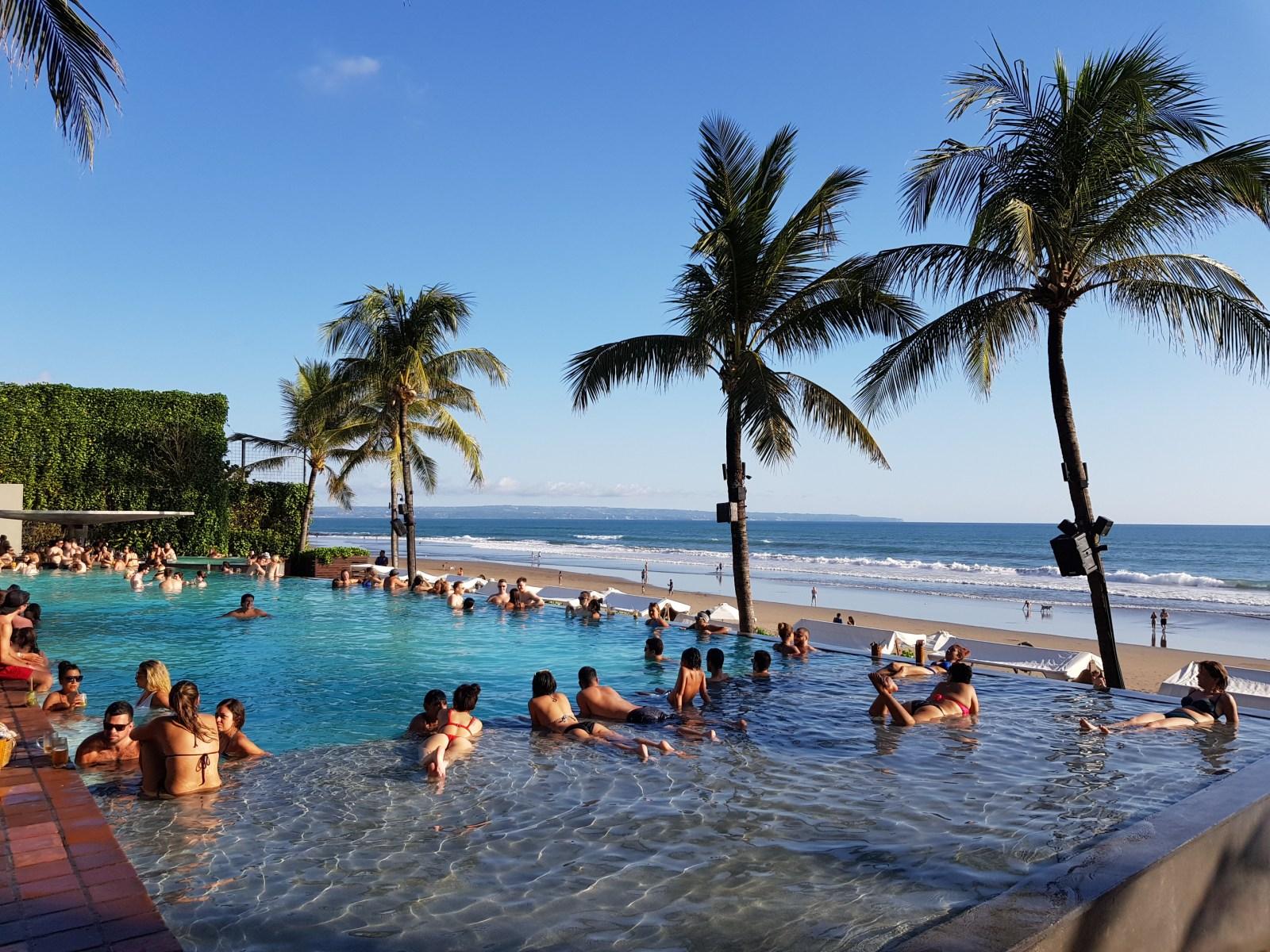 De coolste en beste beachclubs van Bali