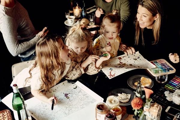 Uitgebreid ontbijten met de kids bij ZUID