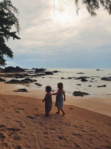 naar thailand met kids