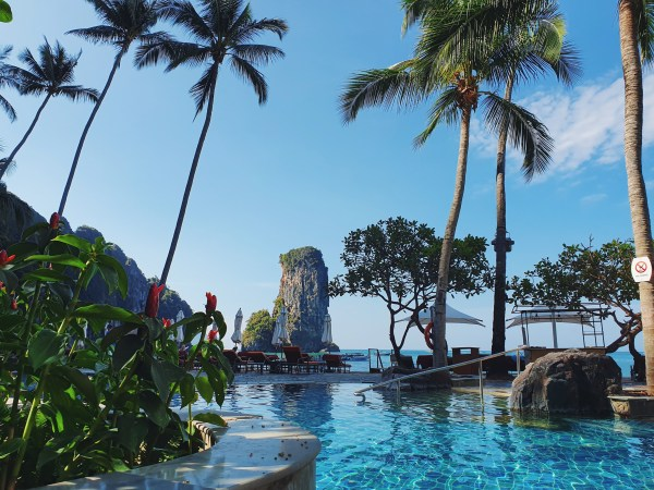 centara grand krabi met kids