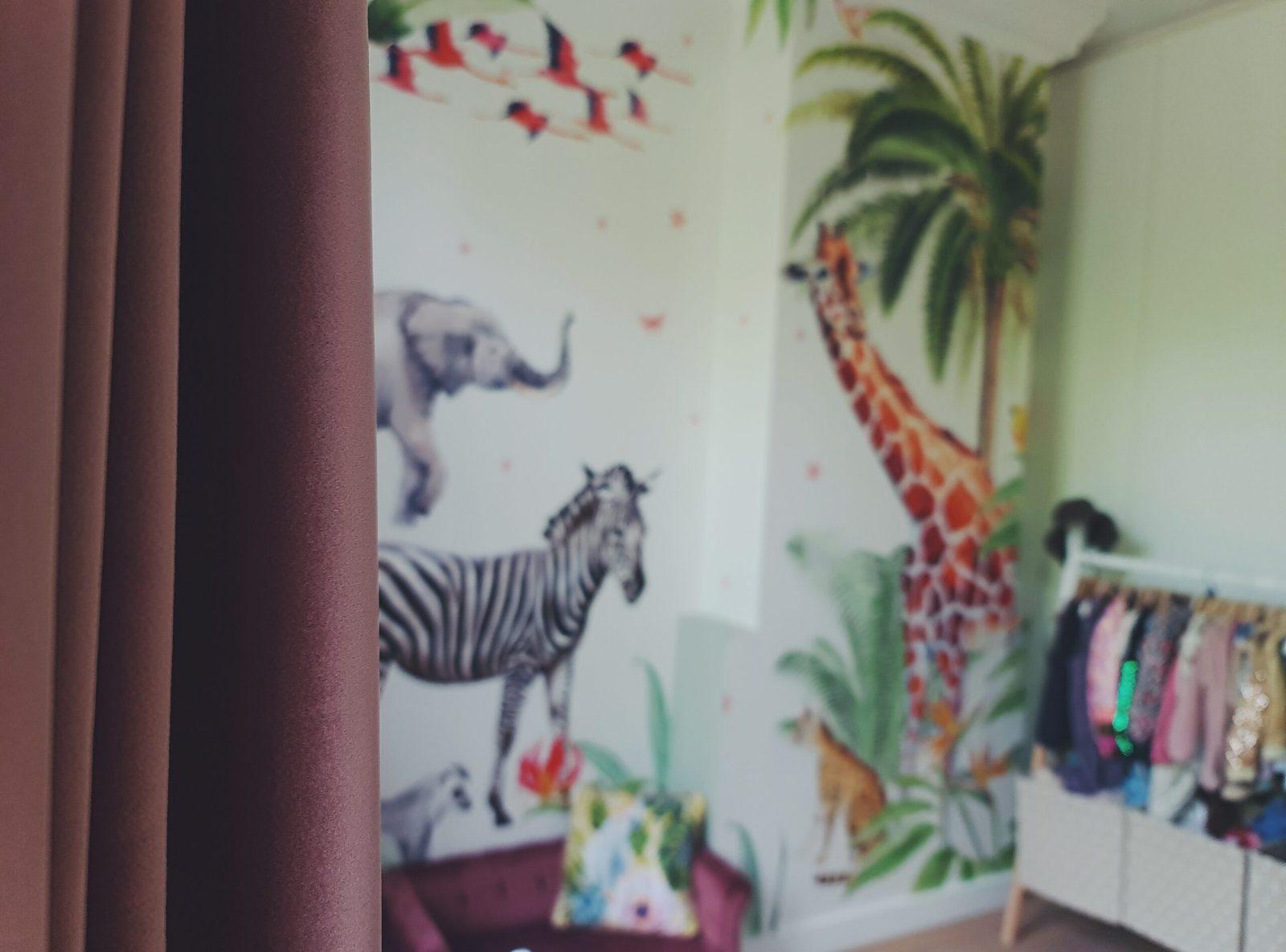 Home Inspiration; Velour Gordijnen