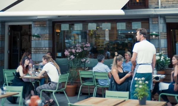 VINNIES Scheldestraat breidt uit met oh la la lekker diner