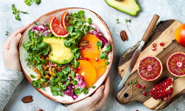 10x take-away bij vegetarische restaurants voor een dot vitamines