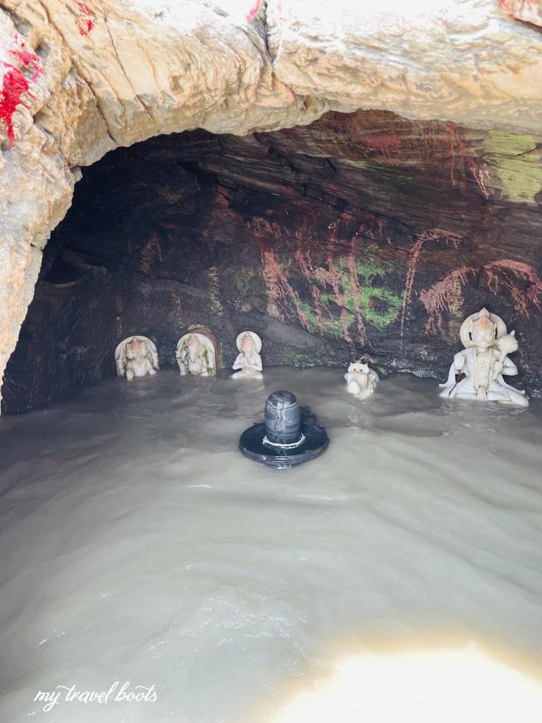 Cave at Dev Prayag