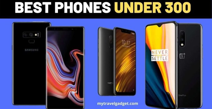 best unlocked phones under 300