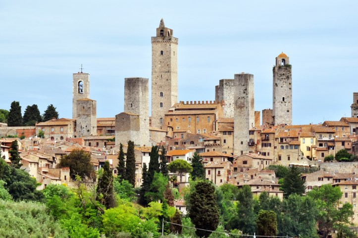 Plan a perfect day in San Gimignano, Italy for your whole family.