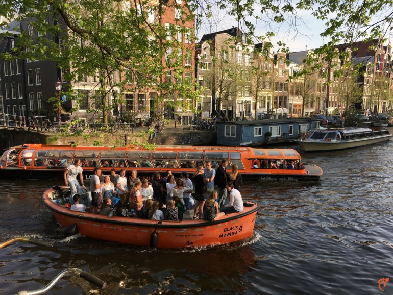 the channels, Amsterdam