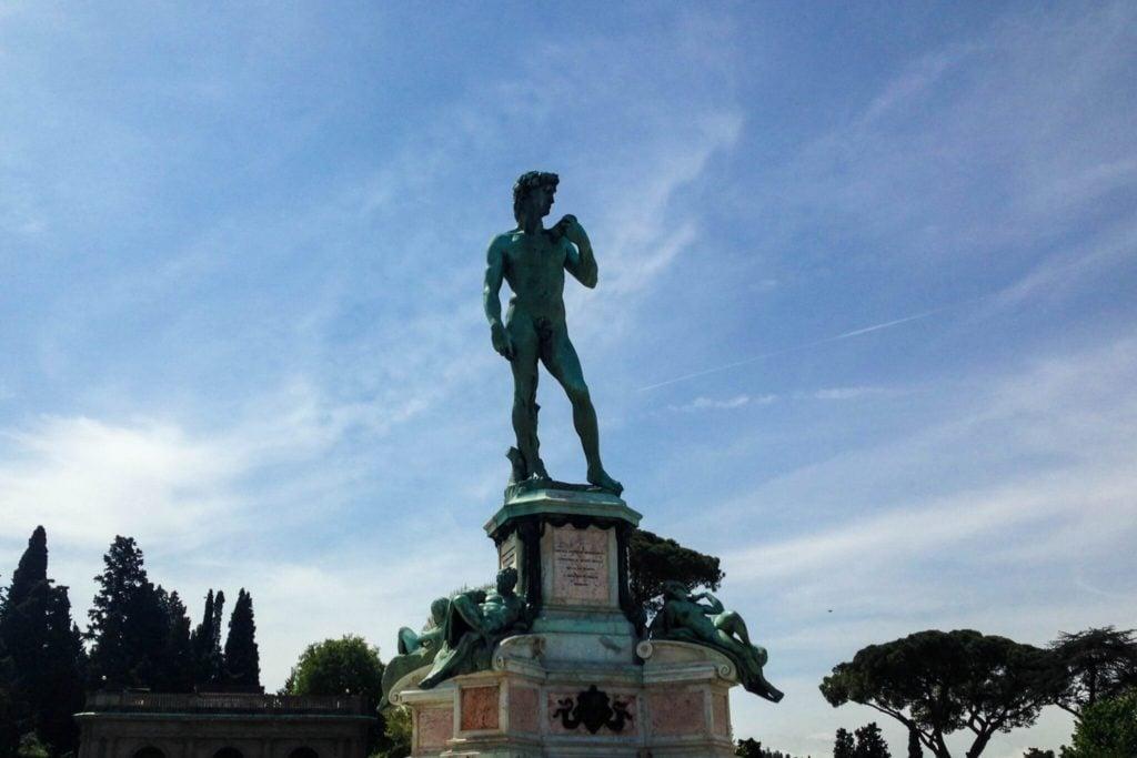 Piazzale Michelangelo Joe Mack Florence Tuscany