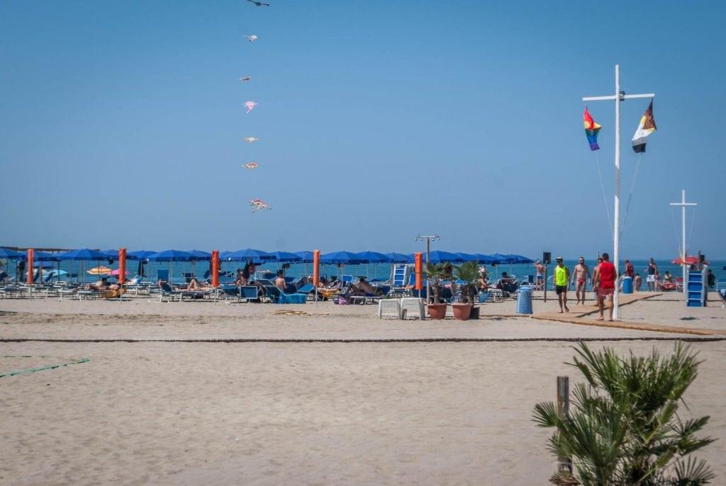 Torre del Lago gay beach tuscany