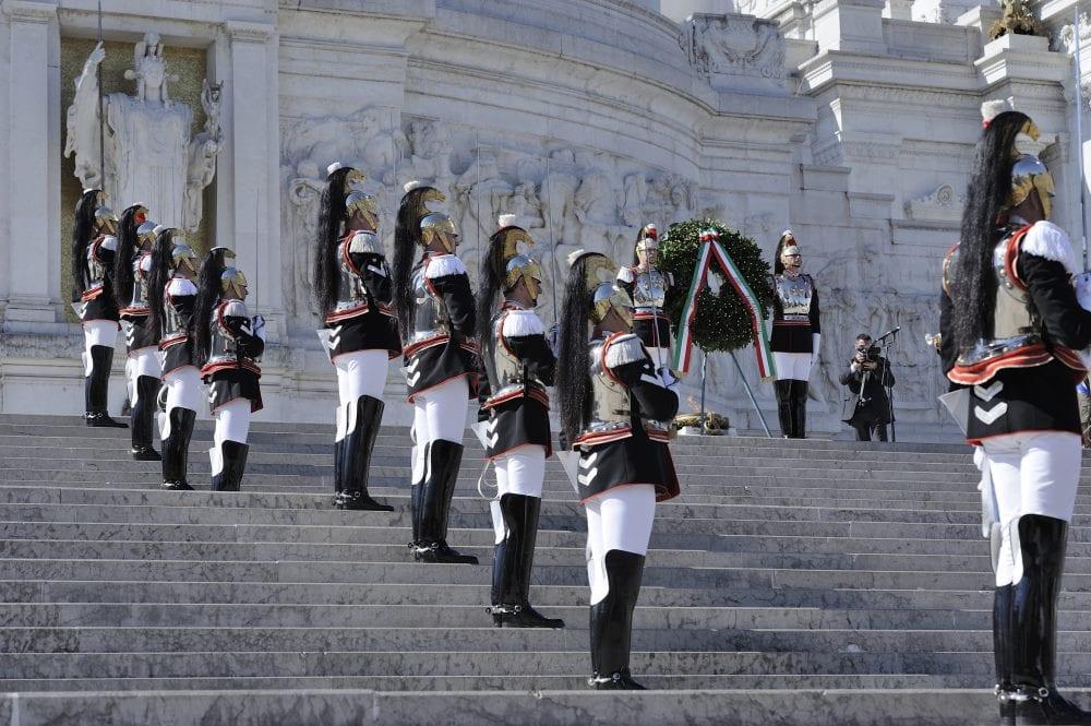 milito ignoto Roma 2 june republic day