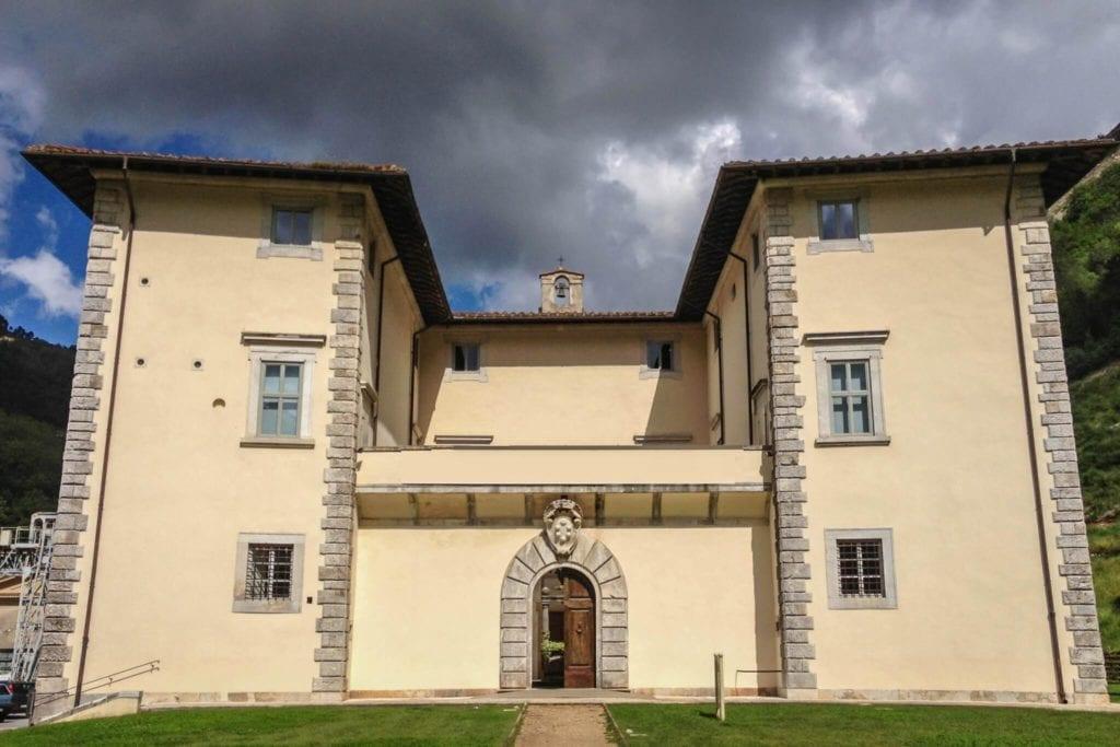 Palazzo Mediceo Seravezza Tuscany