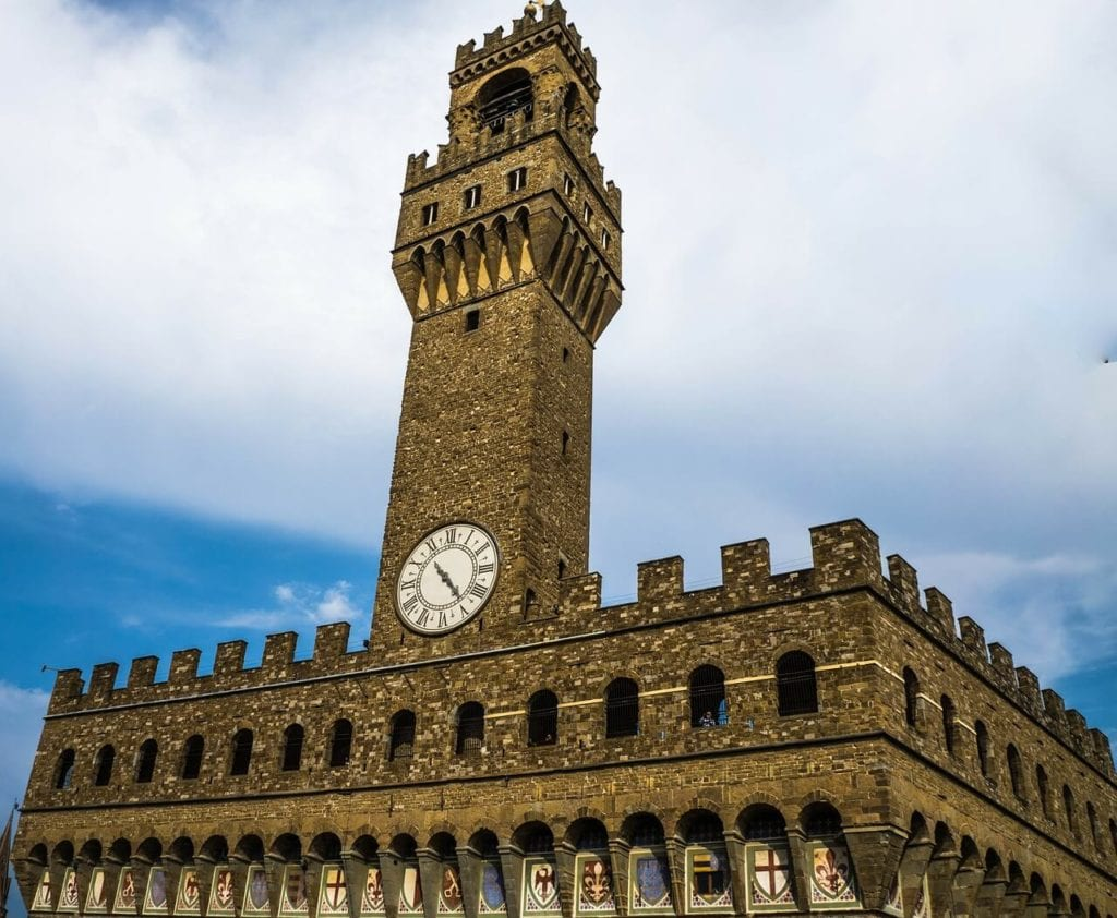 Palazzo Vecchio Florence Tuscany