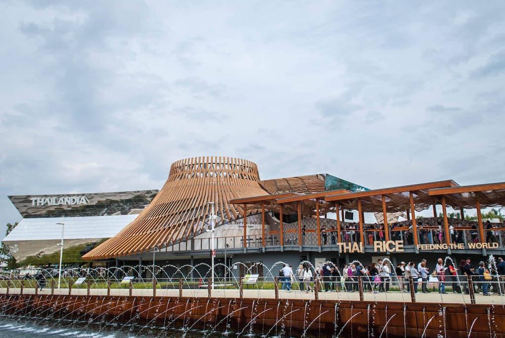 Thai Pavilion Expo Milan 2015