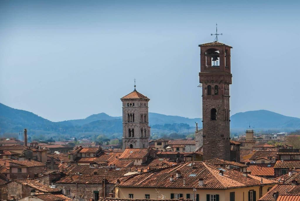 Torre dell'orologio Lucca