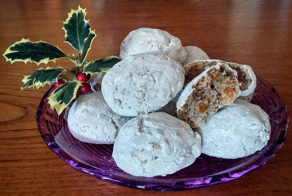 Cavallucci Christmas cakes my travel in tuscany