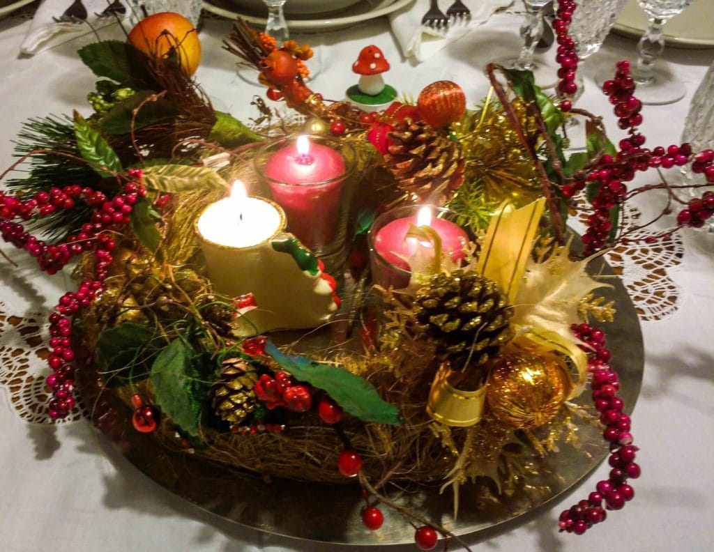 Centrepiece Christmas Traditions in Tuscany