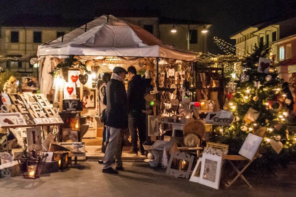 Christmas Market of Forte dei Marmi