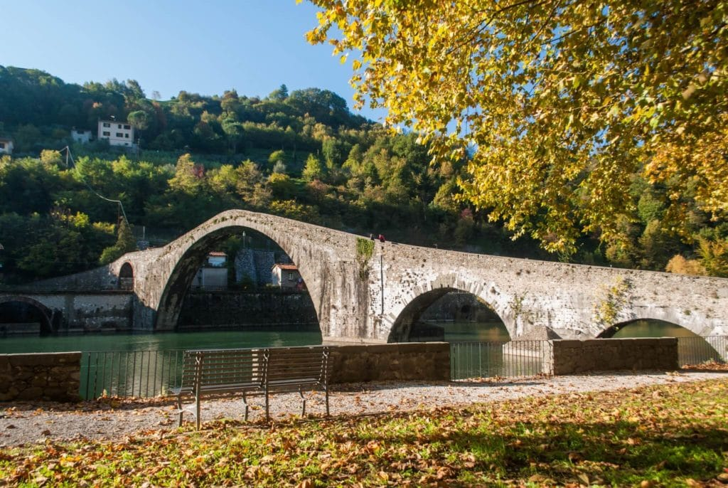 weather in tuscany autumn in borgo a mozzano