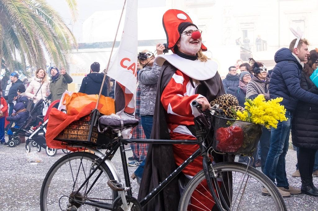Burlamacco carnival of viareggio