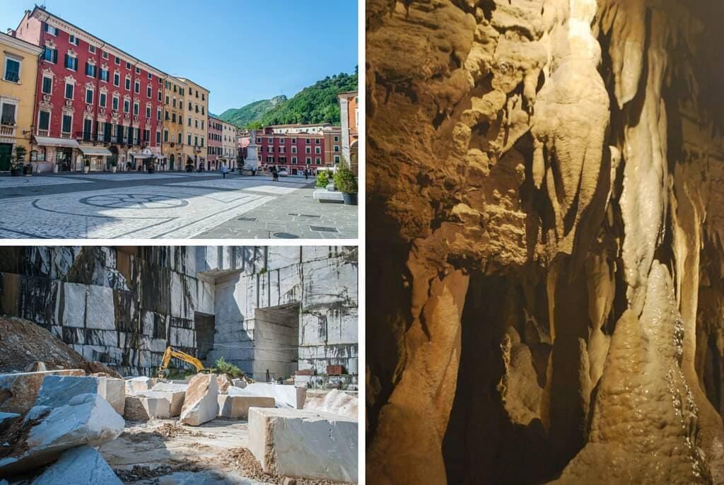 Lunigiana and Carrara - Easter in Tuscany