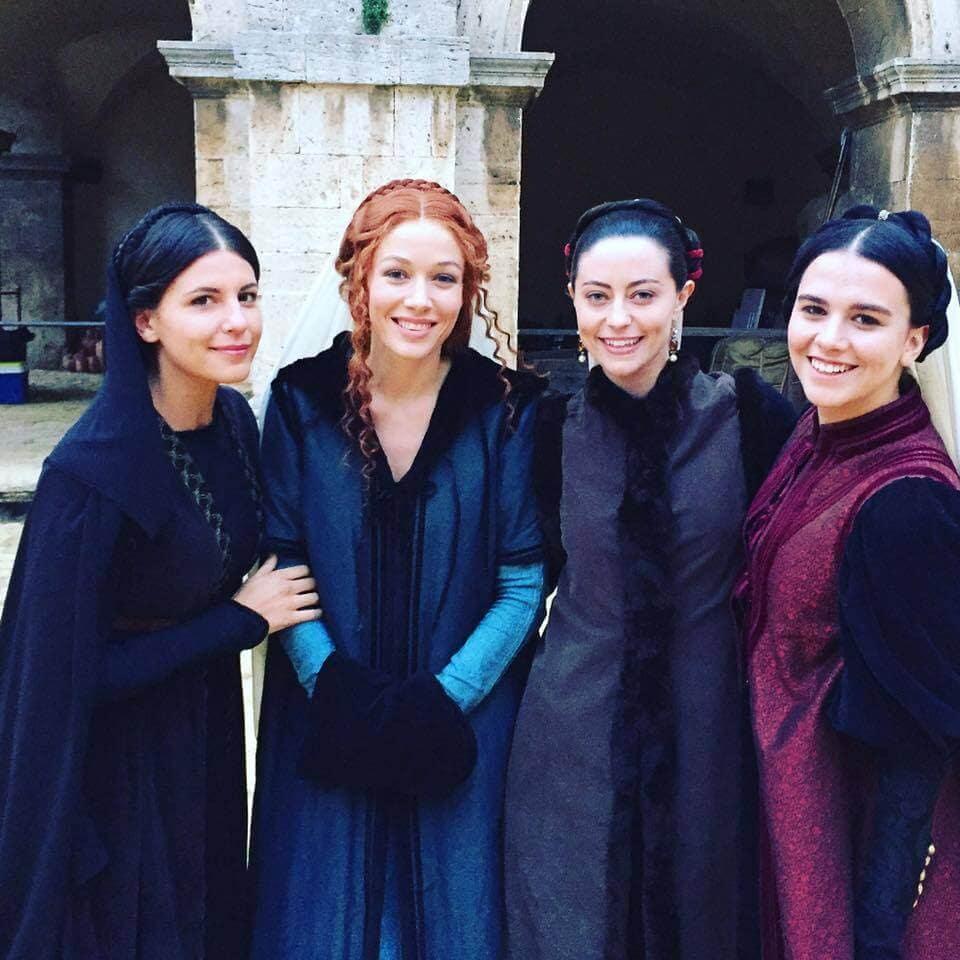Sarah Felberbaum Maddalena Medici Master of Florence
