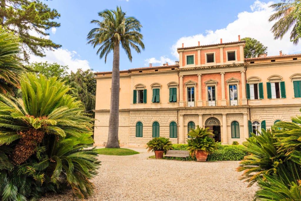 Botanic Gardens Pisa