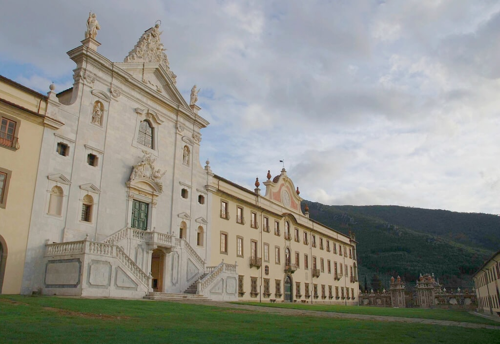 The Monastery of Calci, Pisa
