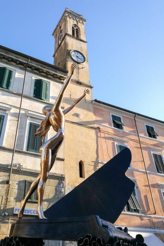 Surrealist Piano Salvador Dalì in Pietrasanta