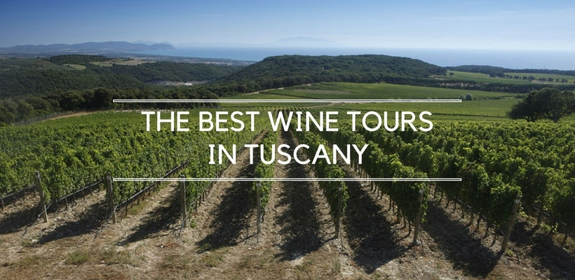 The best wine tours in Tuscany