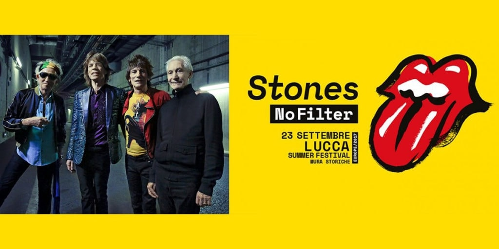 The Rolling Stones in Lucca