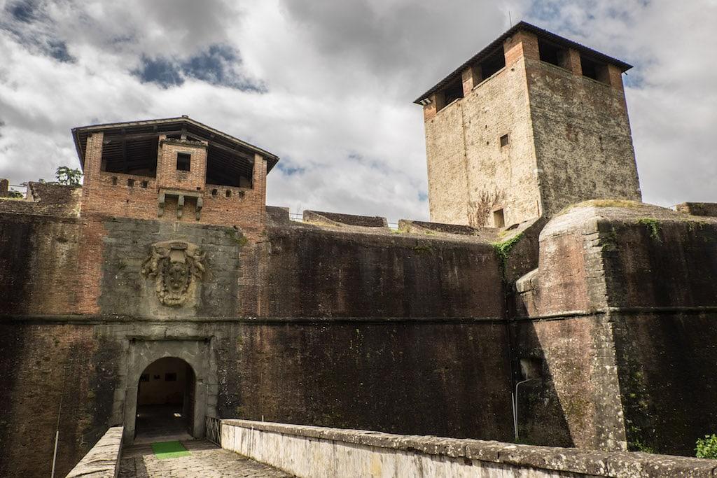 Santa Barbara Fortress thing to do in Pistoia