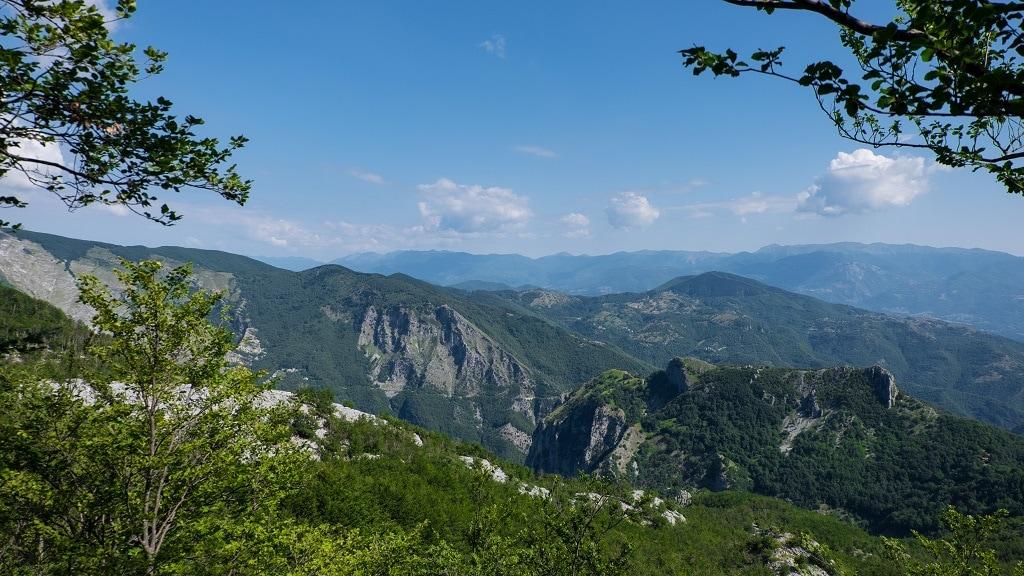 Pania della Croce, Apuan_Alps_View