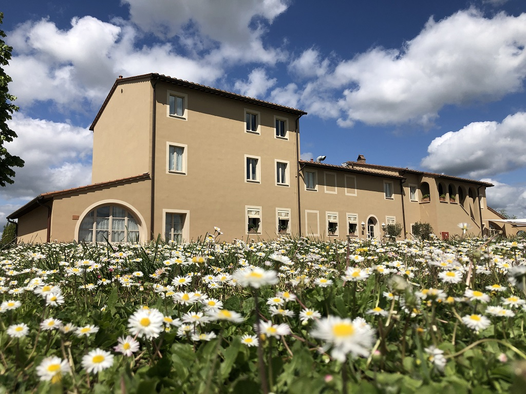 Resort Casale Le Torri Valdera in Tuscany