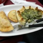Empanada und Tartes
