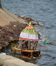 Sea shrine...