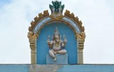 Ganesh idol...